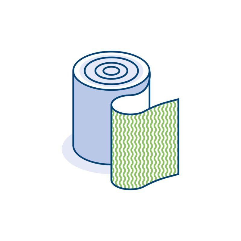 Creatief ontwerpbureau uit Antwerpen maakt een reeks iconen voor VPK.