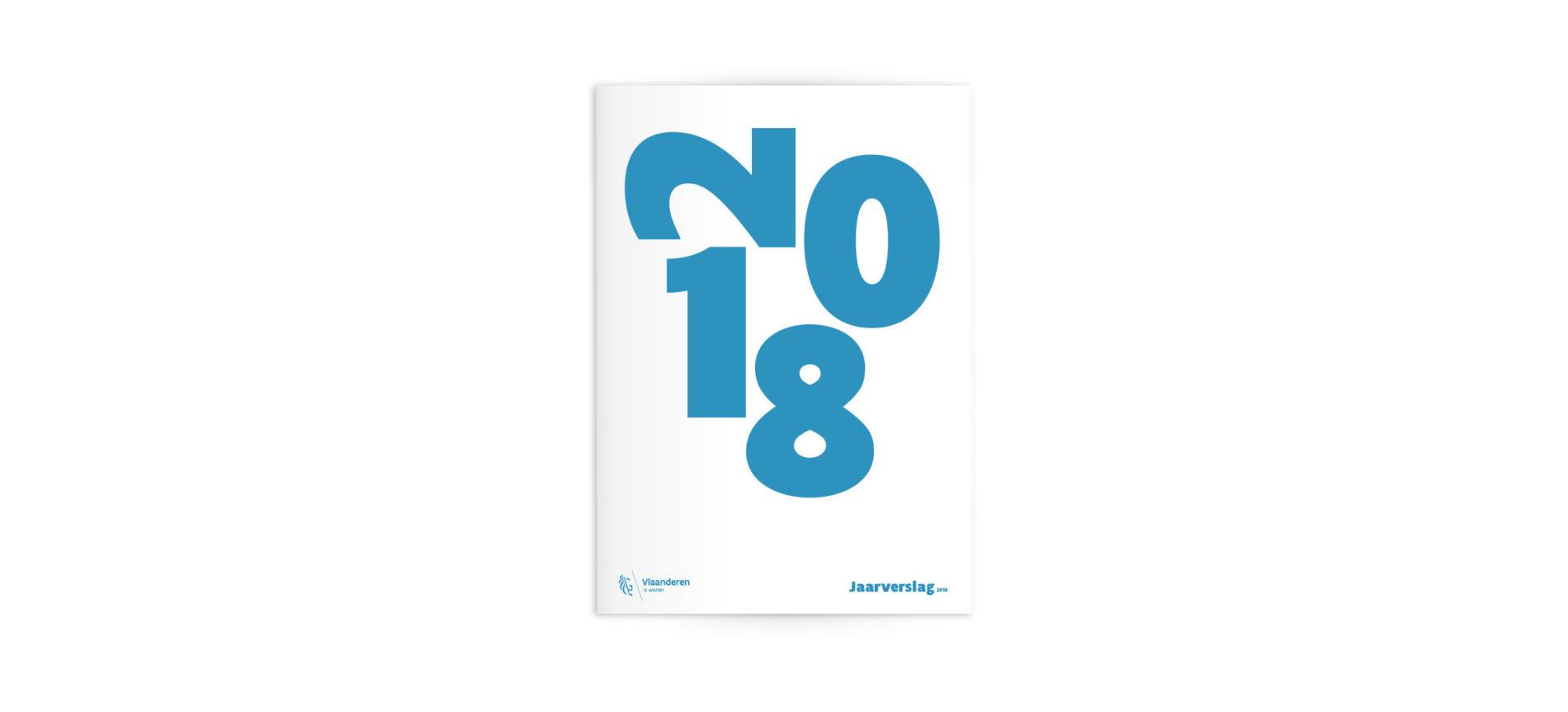 Een typografische cover.