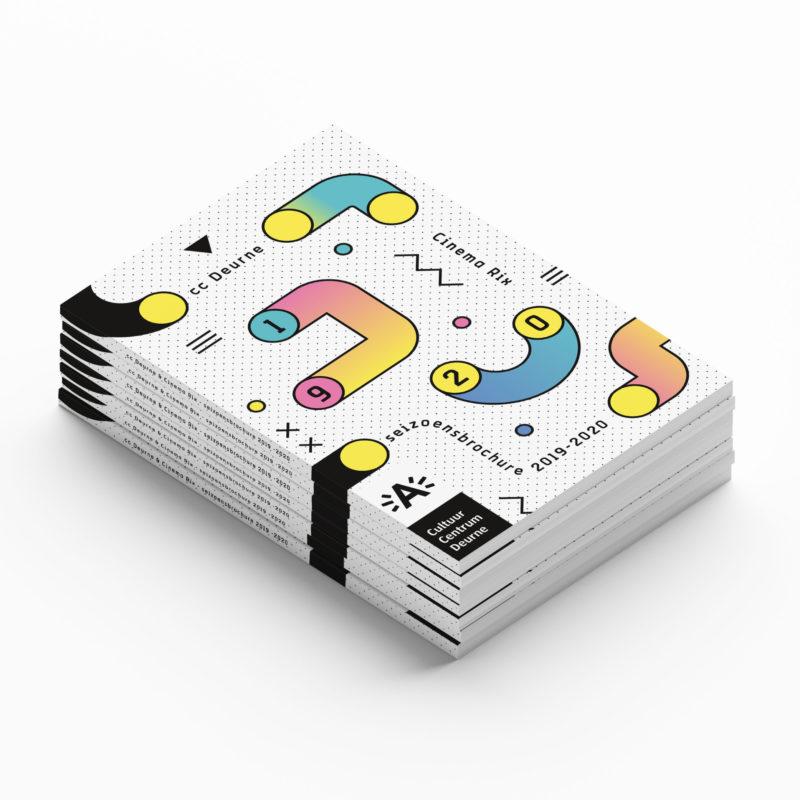 Grafisch ontwerpbureau: ontwikkelen van een campagne.