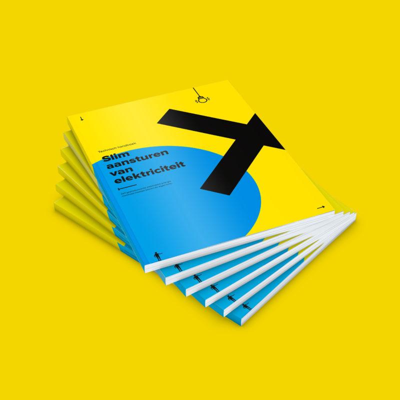 Wij ontwikkelden een fris grafisch concept en vertaalden dat naar een boek en een set brochures.