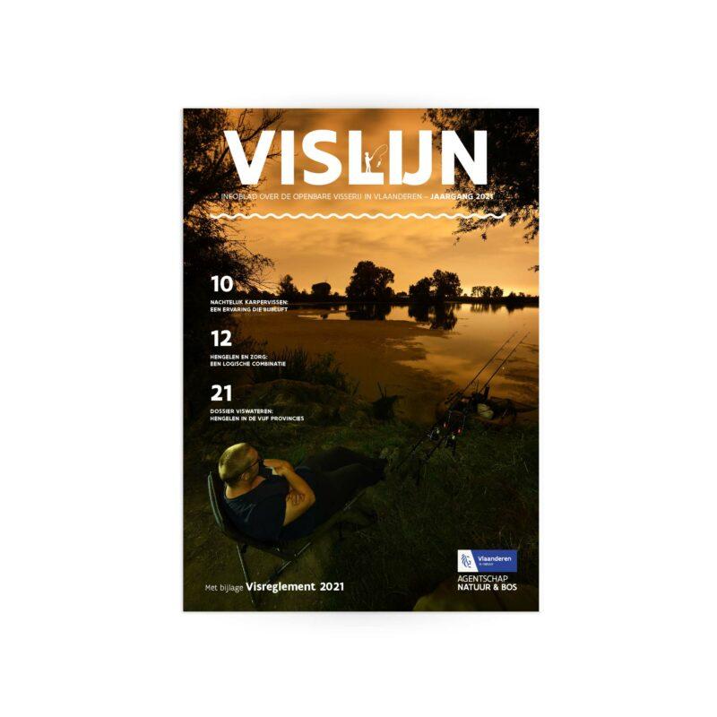 Voor ANB maakten wij een magazine. Ons grafisch bureau deed het ontwerp en de redactie.
